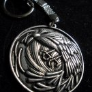 Game of Thrones The Night's Watch Black Crow Pendant Key Chain