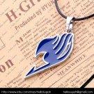 Blue Fairy Tail Pendant Key Chain