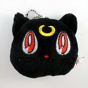 Sailor Moon Luna Plush Key Chain