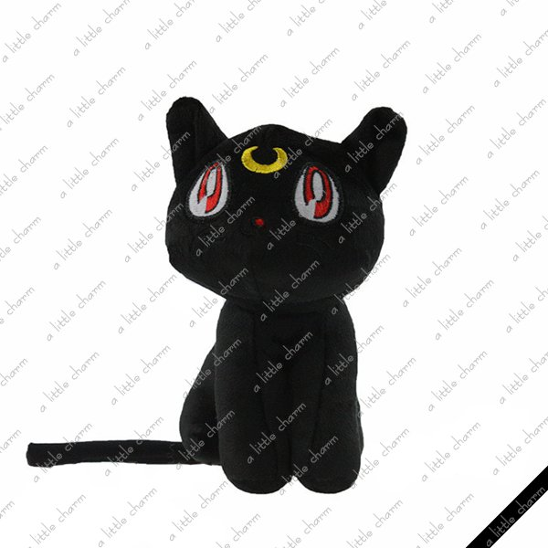 Sailor Moon Luna Plush Doll