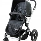 DREAM ON ME Acrobat, Multi Terrain Stroller & Bassinet, Black - 470K