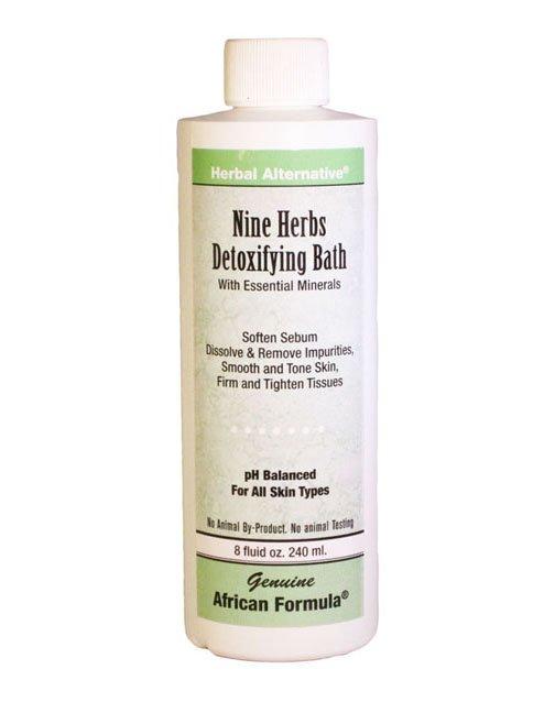 Nine Herbs Detoxifying Bath 8oz