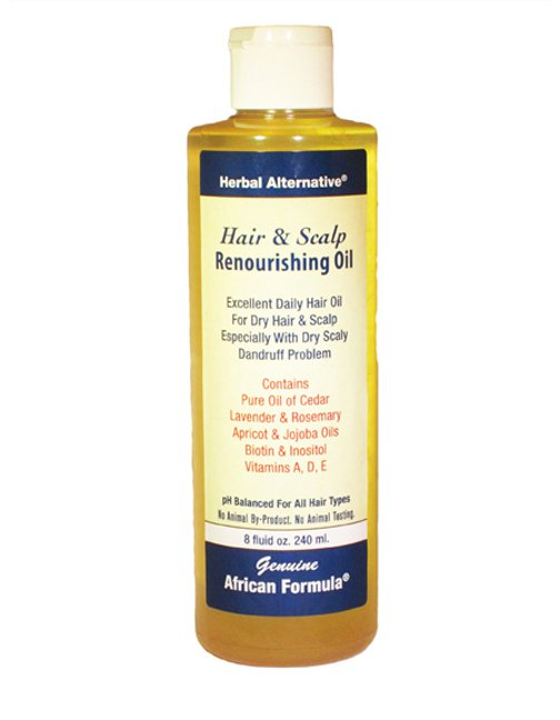 Hair & Scalp Renourishing Oil 8oz