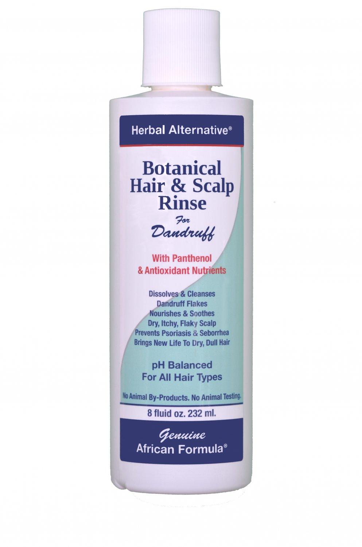 Botanical Rinse for Dandruff 8oz