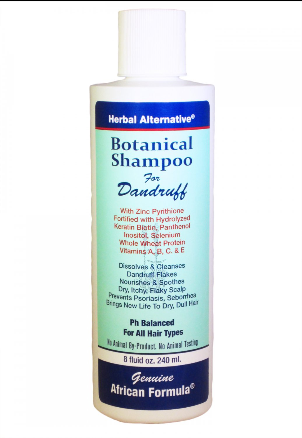Botanical Shampoo for Dandruff