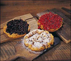 Funnel Cake Recipes