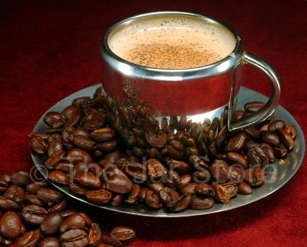 Flavored Coffees Recipes on CD