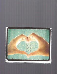TAYLOR SWIFT 2010 FIRST EDITION AMERICAN GREETINGS LOVE YOU CARD SEALED