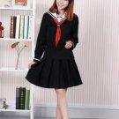 Hell Girl Enma Ai Skirt Cosplay Costume