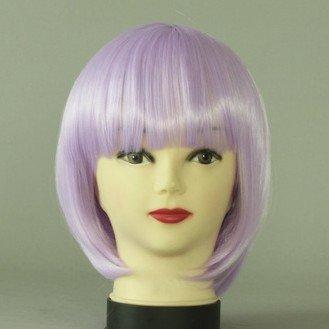 Bobo Head Light Purple MSN Cosplay Wig