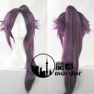 Shihouin Yoruichi Purple original wig