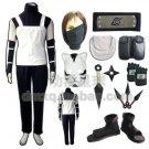 A full set of Naruto Hatake Kakashi 1st Cosplay Costume