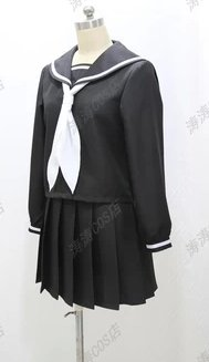 Kagerou Project Ayano Suit Cosplay Costume