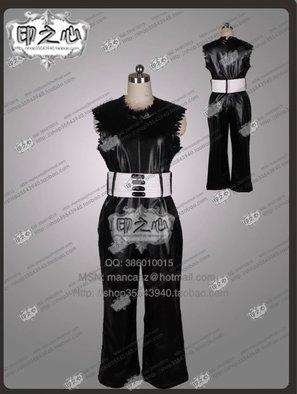 YuYu Hakusho Hiei Suit Cosplay Costume