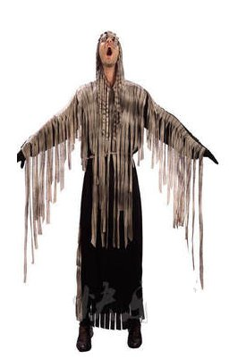 Halloween Jute Ghost Cosplay Costume