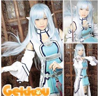 Sword Art Online Sirika Cosplay Costume