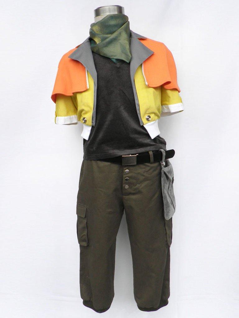 Final Fantasy Hope Estheim Cosplay Costume