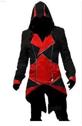Assassin's Creed 3 Connor Kenway Suit Cosplay Costume