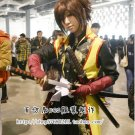 Hakuouki Okita Souji Cosplay Costume