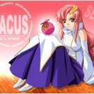 GUNDAM SEED LACUS 1st Uniform Cosplay Costume