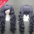 Black Butler Ciel Phantomhive female version Cosplay Wig