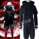 Tokyo Ghoul Kaneki Ken  Cosplay Costume (Include:3pcs)