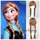 Frozen Anna Cosplay Wig