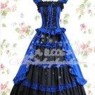 Blue Gothic Lolita dress