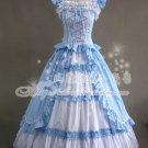 Sky blue Gothic Lolita dress