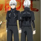 High quality Tokyo Ghoul 2 Kaneki Ken Cosplay Costume(Include:wig and mask)