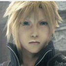 Free Shipping Final Fantasy 7 Cloud Strife Cosplay Wig