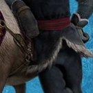 Frozen Kristoff Cosplay Costume (5pcs)