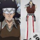 Custom Made Fairy Tail  Gajeel Reitfox Cosplay Costume