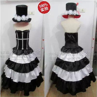 Custom made ONE PIECE Perona Cosplay Costume