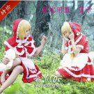 Free Shipping League of Legends The Dark Child Annie Cosplay Costume
