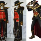 Custom made League of Legends The Card Master Twisted Fate Cosplay Costume