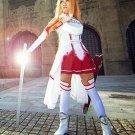 Sword Art Online Asuna/Yuuki Asuna Cosplay Boots