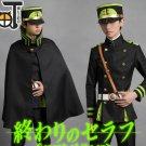 Custom Made Seraph of the end Yuichiro Hyakuya Cosplay Costume
