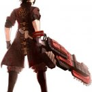God Eater Rindo Amemiya Cosplay Costume