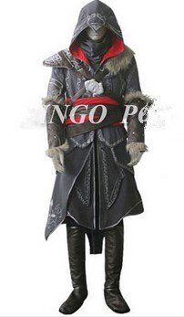 Assassin�s Creed Revelations Suit Cosplay Costume