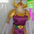 A Set Of The Legend of Zelda Zelda Princess Cosplay Costume