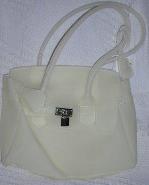 handbagbargains: White Jelly Handbag Purse