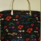 handbagbargains: Music Note Handbag Totebag