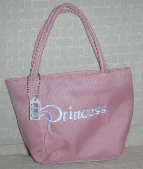 handbagbargains: Pink Princess Embroidered Purse