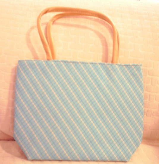 handbagbargains: Blue Line Mini Purse