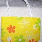 handbagbargains: Yellow Flower Handbag Retro Look