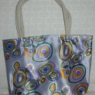 handbagbargains: Grey Retro Circle (Bubble) Purse