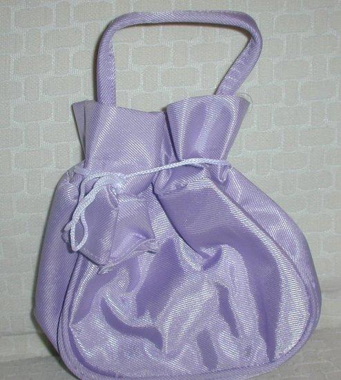 handbagbargains: Purple Drawstring Purse