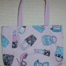 handbagbargains: Pink Teen Accessory Print Purse