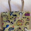 handbagbargains: Green Teen Accessory Print Purse